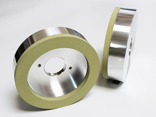 6A2 Diamond Grinding Wheel for PCD peripheral grinding