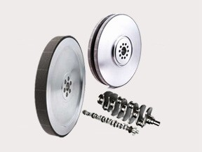Vitrified CBN Grinding Wheel for Camshaft, Crankshaft, Bear Shaft