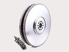 Vitrified CBN Grinding Wheel for Crankshaft