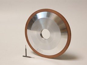 Diamond Grinding Wheel for Micro Tools Precision Grinding