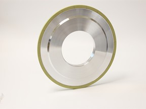 Vitrified diamond Cylindrical Grinding wheel for PDC Cutter Chamfer grinding
