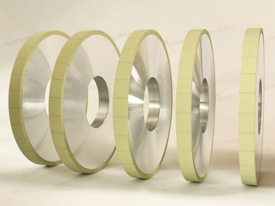 Cylindrical Diamond Grinding Wheel for PDC